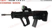 TAVOR TAR 21 VERSION STANDARD NOIR AEG HOP UP ARES 1.2 JOULE