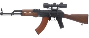 AKM KALASHNIKOV ELECTRIQUE CYBERGUN FULL METAL 1.32 JOULE