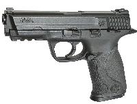 M&P9 SMITH ET WESSON CO2 BLOWBACK BAX NOIR SEMI AUTO 1.4 JOULE