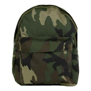 SAC A DOS PETIT FORMAT 8 LITRES CAMOUFLAGE WOODLAND FOSCO