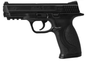 SMITH ET WESSON MP40 CO2 NOIR CULASSE METAL 4.5 MM - AIRGUN UMAREX