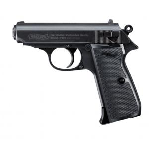 WALTHER PPK/S UMAREX CO2 BLOWBACK NOIR CULASSE METAL 1.3 JOULE 4.5 MM - AIRGUN