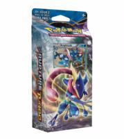DECK DE 60 CARTES VAGUE POURFENDUE POKEMON EXTENSION XY09 RUPTURE TURBO