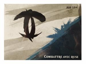 PACK AVANT PREMIERE COMBATTRE AVEC RUSE BLEU OJUTAÏ LES DRAGONS DE TARKIR MAGIC THE GATHERING