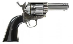 REVOLVER LEGENDS CUSTOM .45 CO2 FULL METAL VEILLI ET NOIR 1.3 JOULE