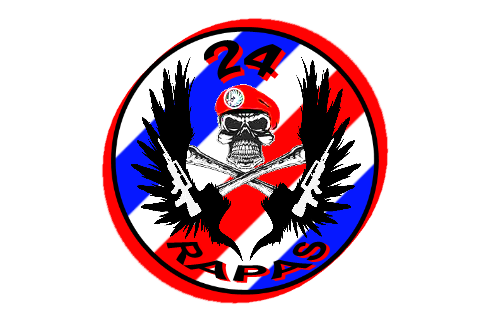 ASSOCIATION Airsoft: Les Rapas