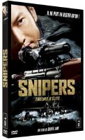 DVD SNIPERS TIREURS D'ELITE