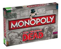 MONOPOLY THE WALKING DEAD EDITION DE SURVIE