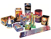 ASSORTIMENT DE 21 ARTIFICES FIRE PACK WECO POUR FEU ARTIFICE