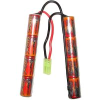 BATTERIE 9.6 V 1600 MAH NUPROL TYPE MINI CRANE 8 ELEMENTS