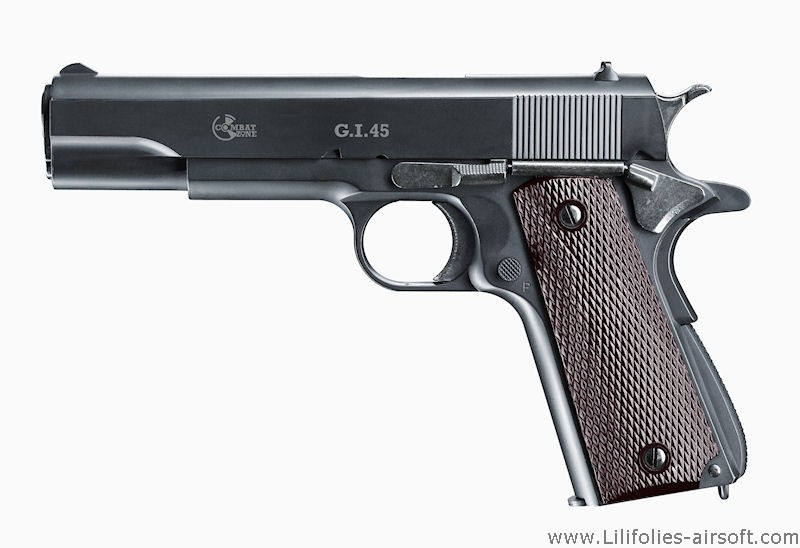visualisez le M1911 G.I.45