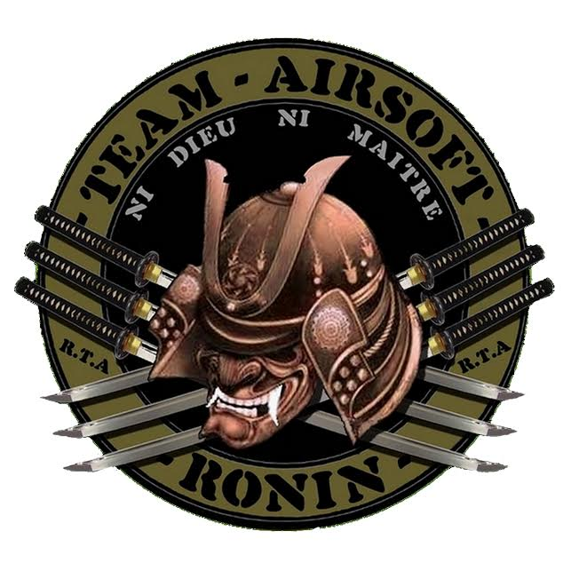 ASSOCIATION TEAM AIRSOFT RONIN
