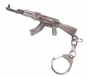 KEFFIEH SHEMAGH CHECHE FOULARD TAN AVEC MOTIFS FUSIL AK47 101 INC
