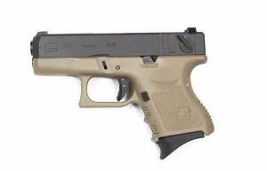G26C GENERATION 3 WE BICOLORE TAN ET NOIR GBB CULASSE METAL SEMI ET FULL AUTO 0.9 JOULE