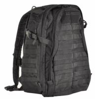 SAC A DOS SWISS ARMS NOIR 3 JOURS EXTENSIBLE ET MULTIPOCHES