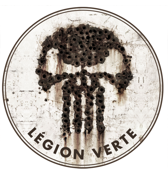 ASSOCIATION Airsoft: Team Légion verte à Flers