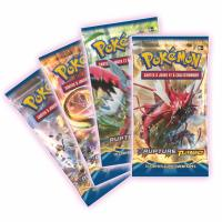 1 PAQUET DE 10 CARTES BOOSTER SUPPLEMENTAIRES POKEMON XY09 RUPTURE TURBO A COLLECTIONNER