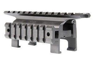 RAIL DE MONTAGE METAL POUR MP5 / G3 SÉRIES AIRSOFT
