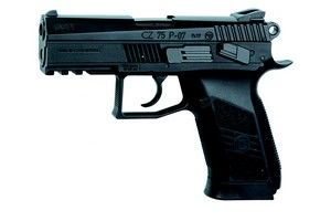 CZ 75D P-07 DUTY CO2 GNB ASG HOP UP METAL LOURD 1.5 JOULE