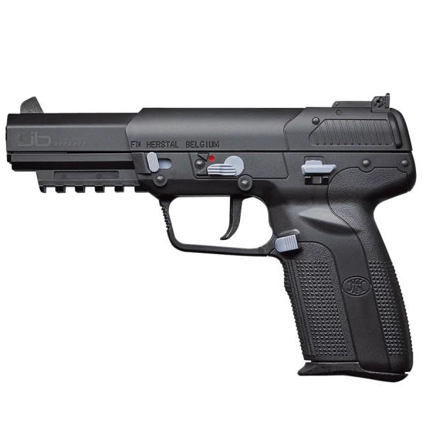 FN HERSTAL FIVE SEVEN CO2 BLOW BACK BAXS CULASSE MOBILE NOIR 1 JOULE MARUSHIN