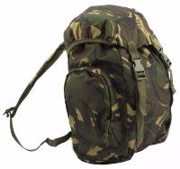 SAC A DOS 25 LITRES CAMOUFLAGE WOODLAND