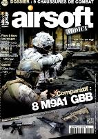 MAGAZINE AIRSOFT ADDICT N°20 Avril Mai Juin 2014