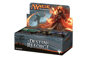 36 BOOSTERS DE 15 CARTES SUPPLÉMENTAIRES DESTIN REFORGÉ DE MAGIC THE GATHERING