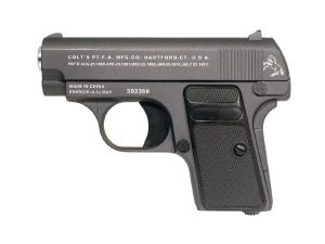 COLT 25 NOIR SPRING VERSION FULL METAL SYSTEME SPIN UP 0.3 JOULE