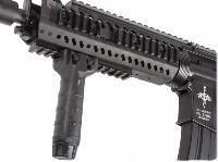 CASV M4A1 COURT CQB ELITE KING ARMS AEG NOIR FULL METAL SEMI ET FULL AUTO 1.4JOULE SANS BAT NI CHARG