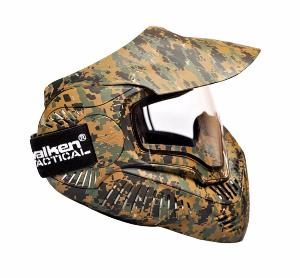 MASQUE DE PROTECTION VALKEN MI-7 MARPAT ANTI-BUEE