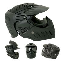 MASQUE DE PROTECTION INTEGRAL XRAY PROTECTOR EXTREME RAGE NOIR AIRSOFT
