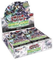 24 BOOSTER DE 5 CARTES SUPPLEMENTAIRES YU GI OH BATAILLES DE LEGENDE - LA VENGEANCE DU HEROS