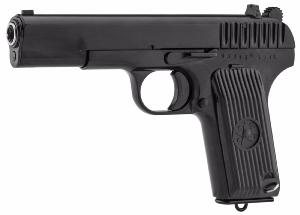 TT-33 WE TOKAREV NOIR GAZ CULASSE MOBILE GBB FULL METAL HOP UP 0.9 JOULE