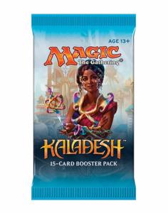 1 BOOSTER DE 15 CARTES SUPPLÉMENTAIRES KALADESH DE MAGIC THE GATHERING