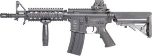 COLT M4 CQB NOIR SEMI & FULL AUTO HOP UP 1.2 JOULE