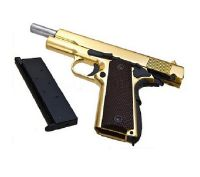 M1911 OR WE GAZ CULASSE MOBILE FULL METAL HOP UP 0.9 JOULE