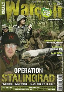 MAGAZINE WARSOFT HORS SERIE N°06 / WWII OPERATION STALINGRAD
