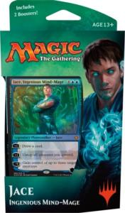 DECK DE PLANESWALKER IXALAN MAGE DE L'ESPRIT INGENIEUX MAGIC THE GATHERING