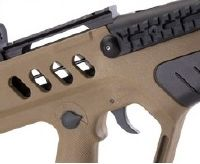 TAVOR TAR 21 VERSION STANDARD AEG HOP UP DARK EARTH TAN SABLE ARES 1.2 JOULE