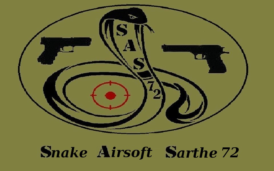 ASSOCIATION SNAKE AIRSOFT SARTHE 72