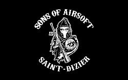 ASSOCIATION Airsoft: SONS OF AIRSOFT St Dizier