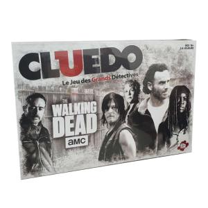 CLUEDO THE WALKING DEAD AMC SERIE TV