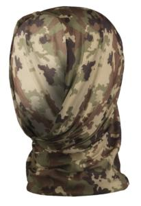 BANDEAU / HEADGEAR MULTIFONCTION EXTENSIBLE CAMOUFLAGE VEGETATO