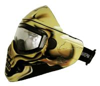 MASQUE DE PROTECTION SAVE PHACE LAZARUS COLLECTION OU812 AVEC ECRAN THERMAL DOUBLE VITRAGE