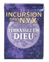 DECK DE DEFI INCURSION DANS NYX TERASSEZ UN DIEU MAGIC THE GATHERING