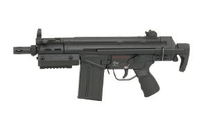 FUSIL A BILLES T3 SAS AEG SEMI ET FULL AUTO HOP UP 1 JOULE AVEC RAILS
