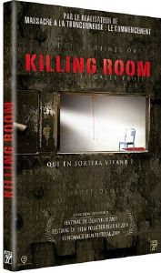 DVD KILLING ROOM