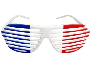 LUNETTE STORE DRAPEAU FRANCE SUPPORTER