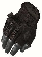 GANTS / MITAINES MECHANIX M-PACT FINGERLESS NOIR TAILLE L
