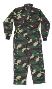 COMBINAISON CAMOUFLAGE AIRSOFT taille L